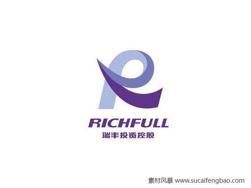 11个r字母logo标志r开头的标识设计_logo设计欣赏_素材风暴(www.图片