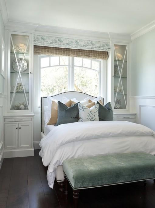 欧式小卧室装饰设计图