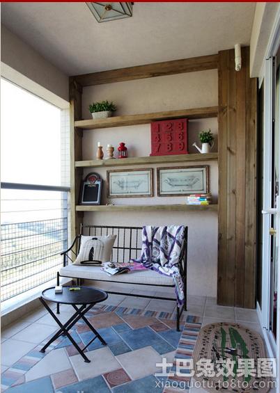 客厅阳台隔断装修效果图大全2013图片