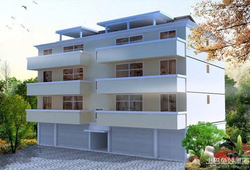 四层农村房子设计 图片