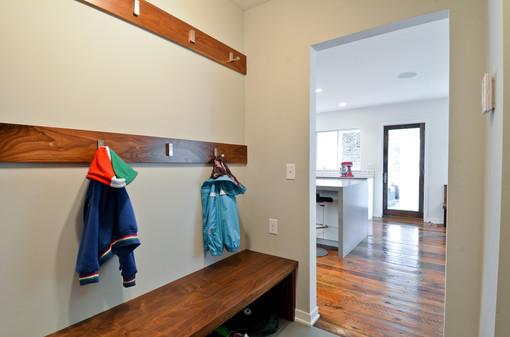 进门玄关鞋柜装修设计效果图2013图片