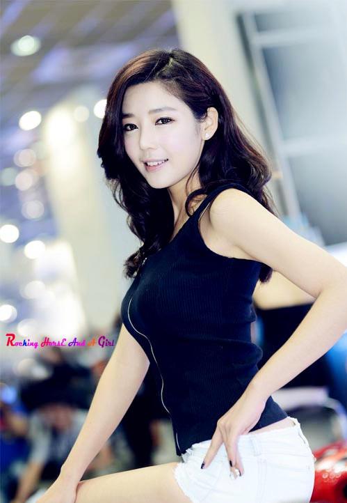 清纯可爱迷人的韩国妹子