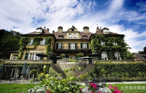 世界豪华别墅图片欣赏