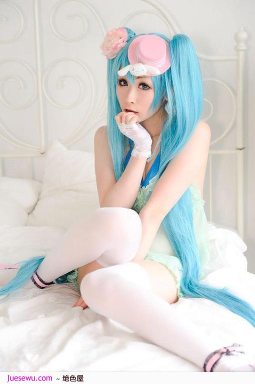 日本cosplay性感mm可爱诱惑图片