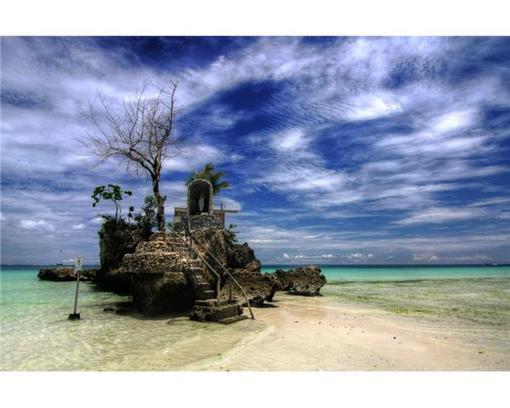 布拉波海滩风景美图