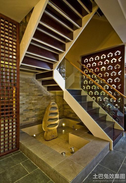 楼梯间设计效果图 图片