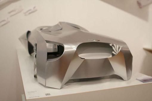 rca皇家艺术学院 2012 汽车设计毕业作品(细节 展板)