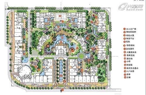 城市规划平面图手绘【相关词_ 城市规划平面图】