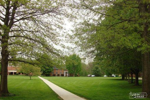 哈佛大学风景美图