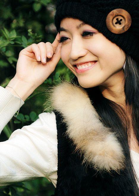 戴帽子的广州女孩——ebe
