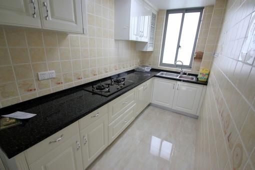 4平米家庭厨房装修效果图
