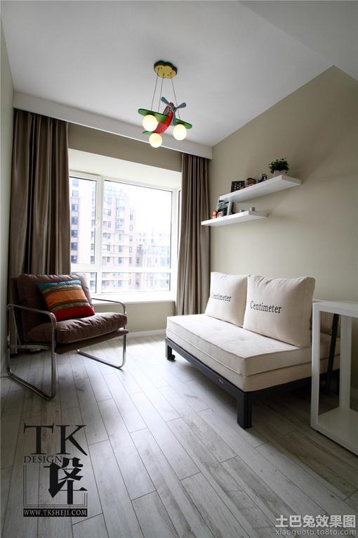 简约风格小房间装修效果图