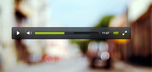 视频播放器psd_ui图-ui界面设计-ui设计欣赏-ui图标下载-ui素材-网页