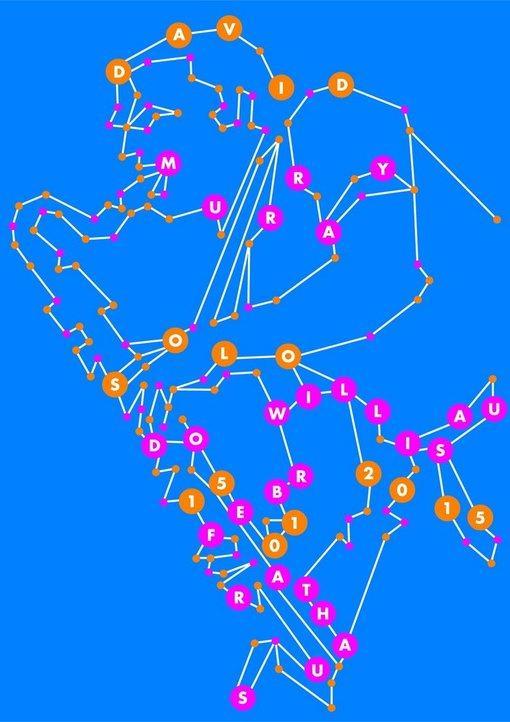 平面大师尼古拉斯·卓思乐海报设计   视觉中国