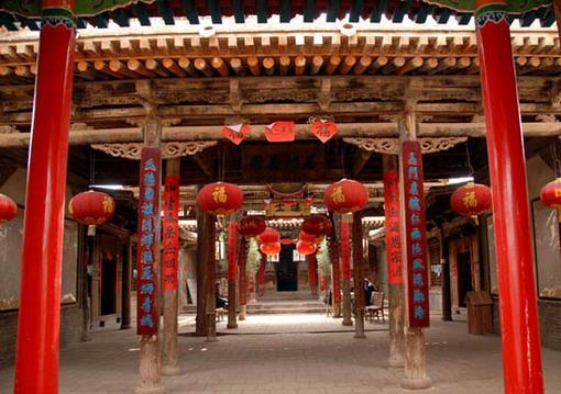 青城镇风景美图