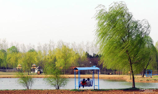 贵池农业科技示范园风景美图