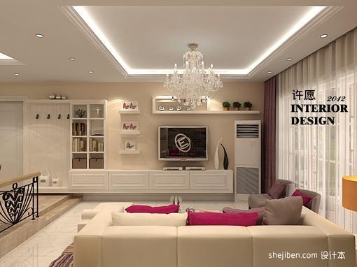 [欧式客厅液晶电视背景墙]衣帽间装修效果图大全2012