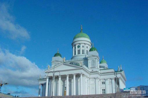 芬兰风景美图