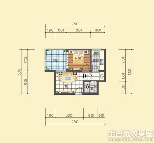 小地貌平面房屋设计图怎样绘制户型图片