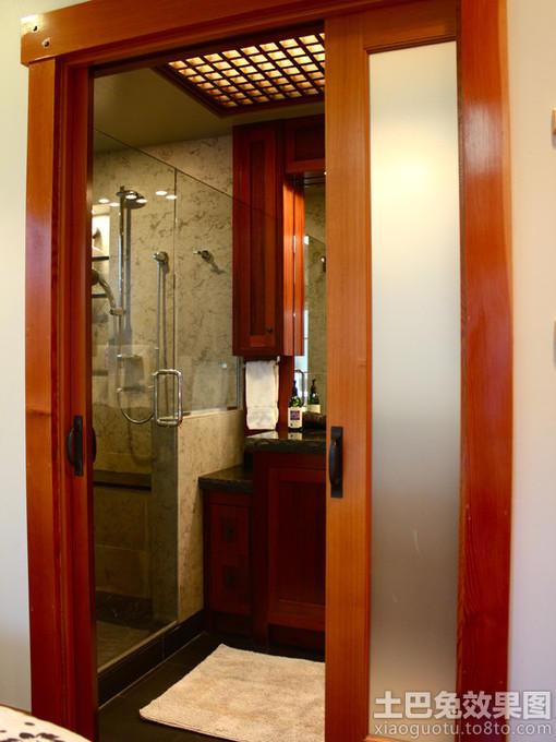卫生间门套装修效果图