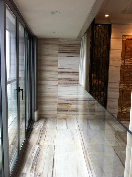 室内阳台瓷砖装修效果图