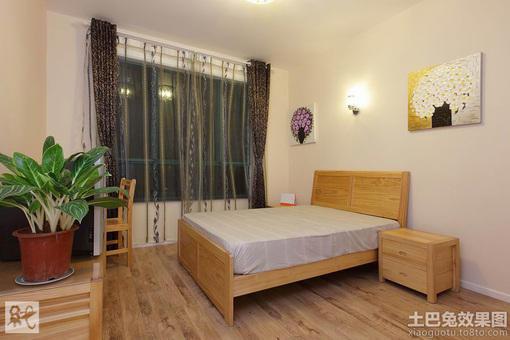 原木色卧室装修效果图欣赏
