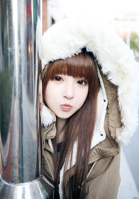 韩国人气萝莉美女朴婉珍