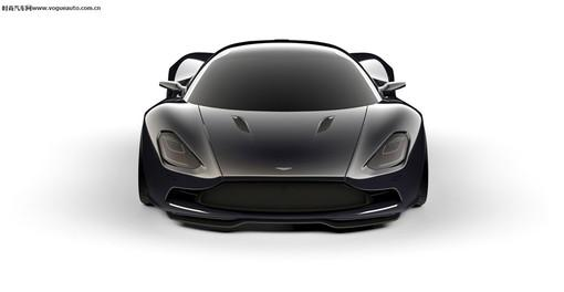 阿斯顿马丁dbc概念汽车设计
