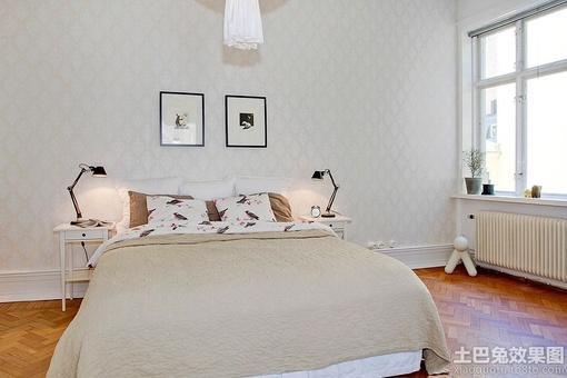 欧式风格卧室布置图片大全