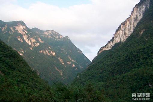 壶瓶山风景美图图片