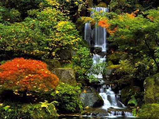 日本标志性风光风景高清摄影壁纸桌面壁纸3