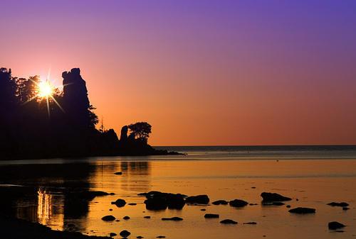 哥得兰岛风景美图