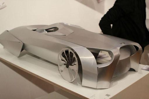 汽车设计毕业作品(细节+展板)