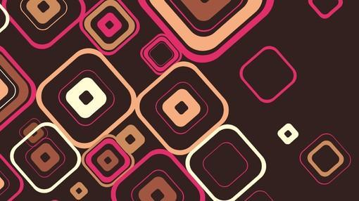 多色复古形状正方形图形矢量   壁纸(#3006694)/ wallbase.cc