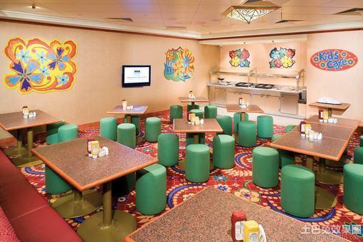 儿童主题餐厅装修效果图欣赏
