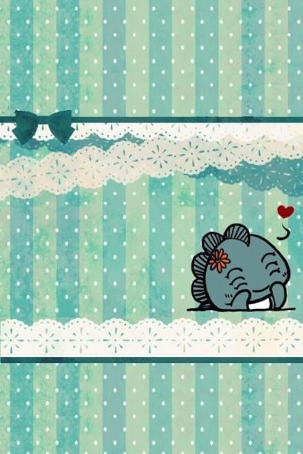 奥特曼与小怪兽 唯美可爱情侣一对手机壁纸