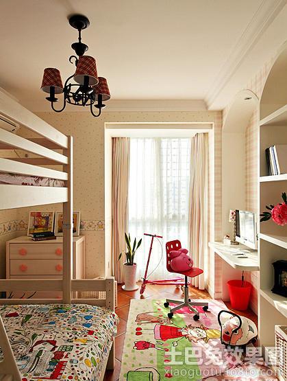 小空间儿童房设计效果图大全