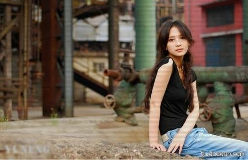 每日游戏美女:彭紫烊 (29)