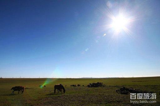 乌兰察布风景美图