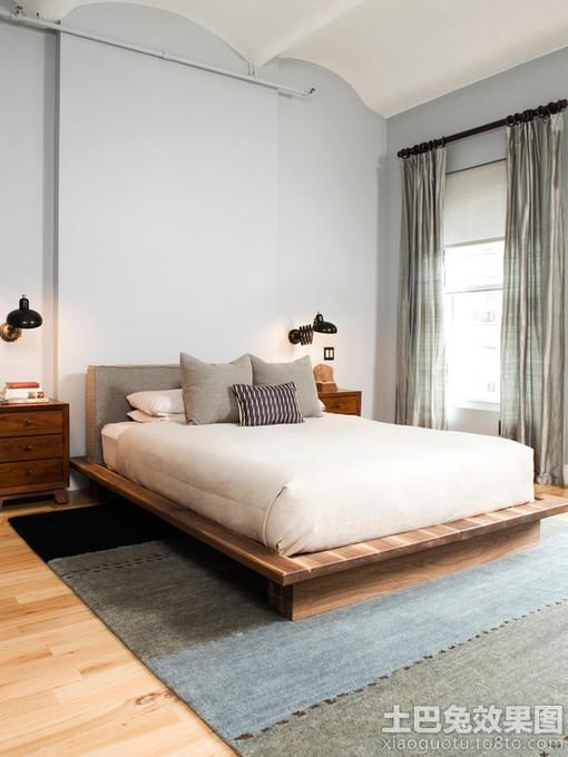 卧室地台设计
