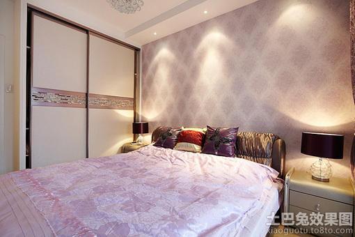 新房装修图片卧室衣柜效果图