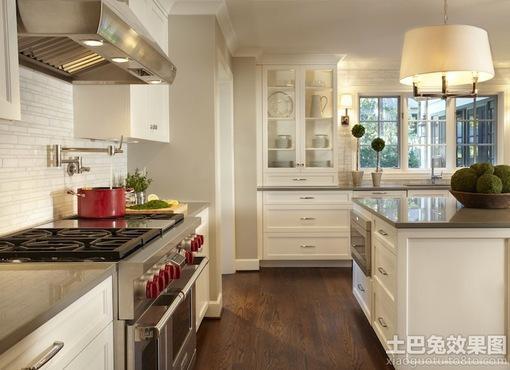 宜家厨房灶台面装修效果图