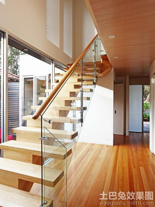 二层楼房室内楼梯设计图