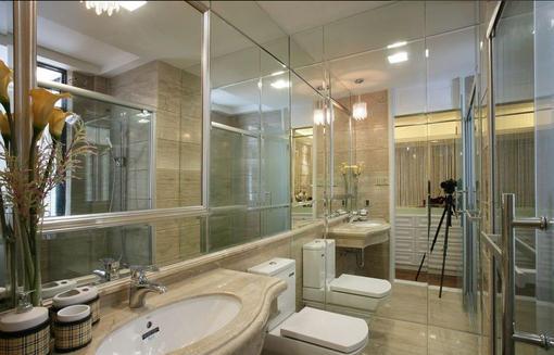卫生间镜子效果图大全