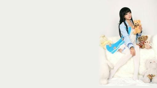 可爱美女图片桌面高清壁纸桌面壁纸1