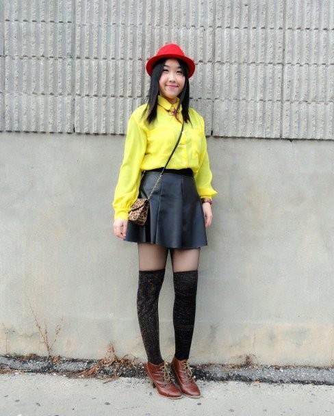 日本街拍少女 图片 hao123导航