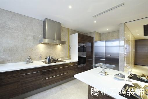90平米两室一厅厨房装修效果图