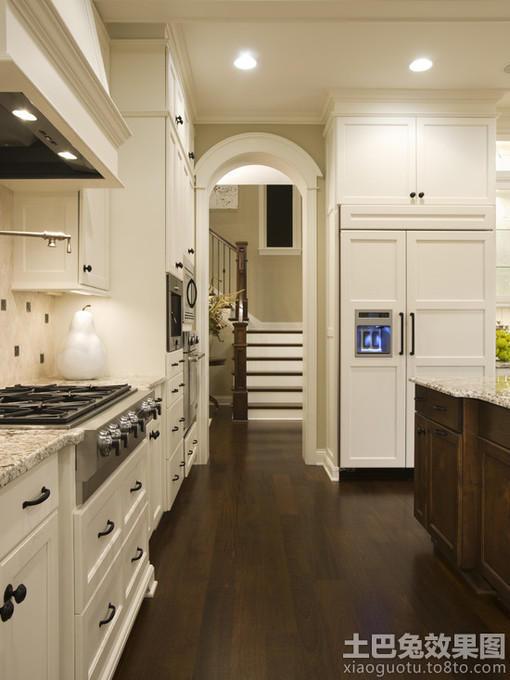 厨房过道欧式门洞造型图片