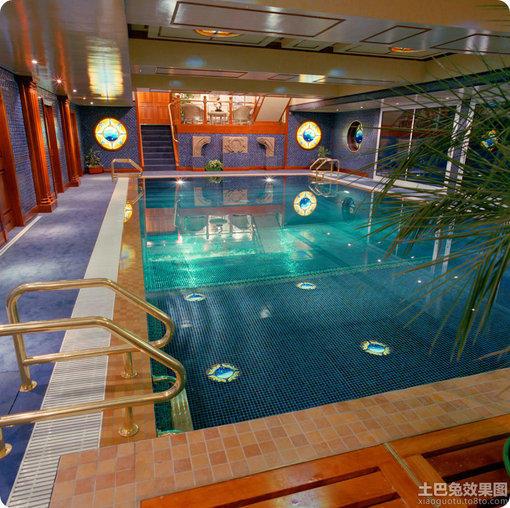 室内游泳池设计图片 图片