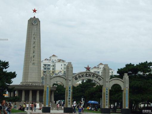 四平战役纪念馆风景美图